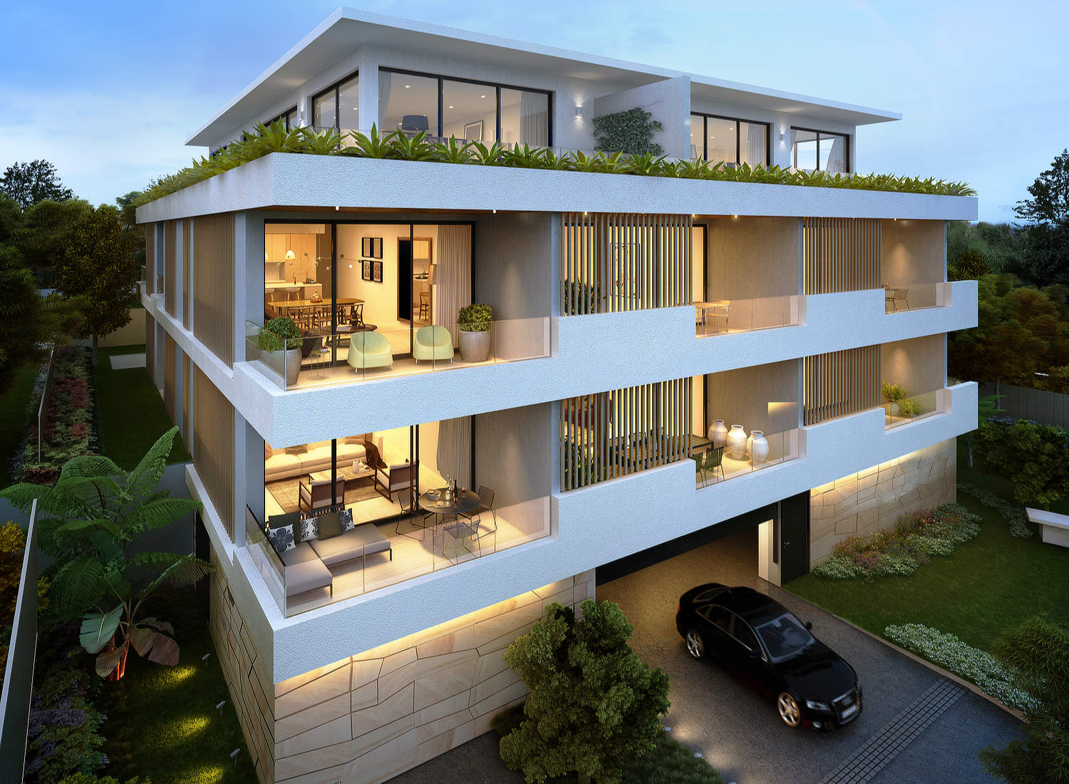 Boutique Property Development